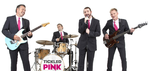 Wedding-and-event-band-tickled-pink