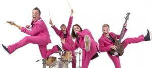Fun wedding band Ireland