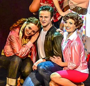 Kevin Fagan Stars In Grease At The Gaiety Theatre